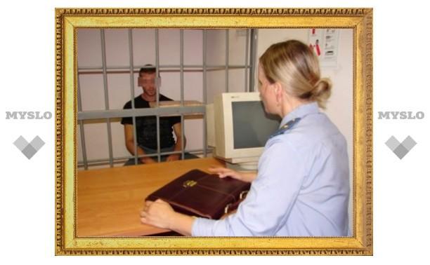 Бизнесмен под Тулой решил поправить свои дела грабежом