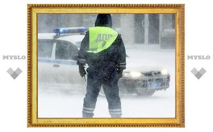 За неделю в Тульской области выявлено более 6000 нарушений ПДД