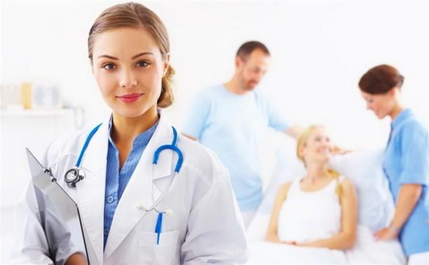 На работу в Тульские больницы выйдет 39 молодых специалистов