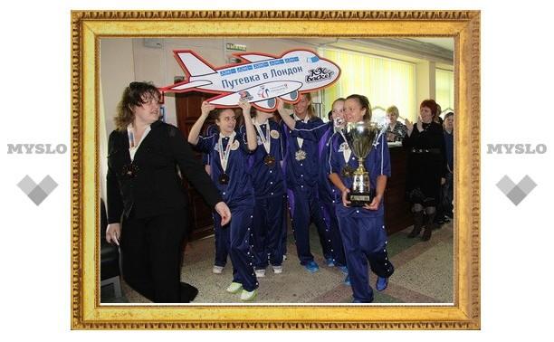 Тульские баскетболистки стали гордостью всего региона