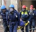 В Туле прошла Всероссийская тренировка по гражданской обороне