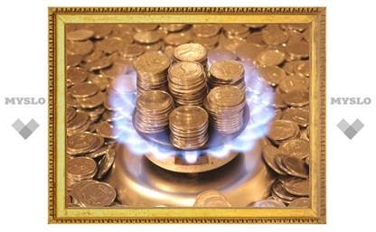 500 млн рублей задолжали тульские энергетики «Газпрому»