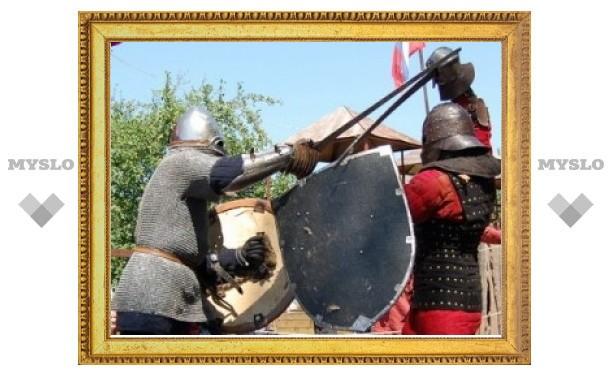 Тульские рыцари дадут бой в центре Москвы