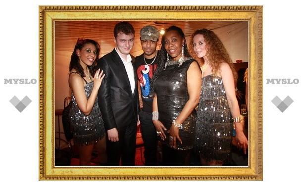 Легендарные Boney M посетили Тульский кремль