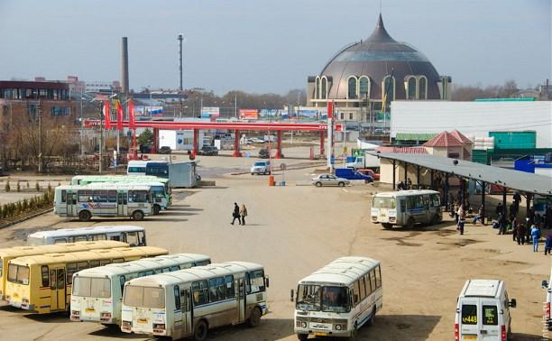 Тульские гаишники хотят вынести автостанции на окраины города