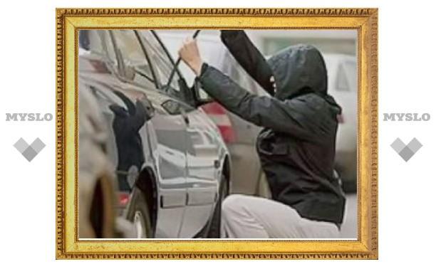 В Тульской области задержан подросток-угонщик