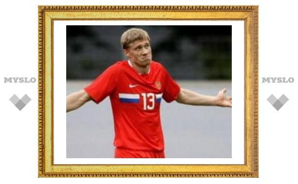 Павел Погребняк не сможет принять участия в в чемпионате Европы по футболу