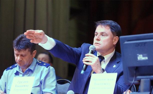 Губернатор встретится с жителями Каменского района