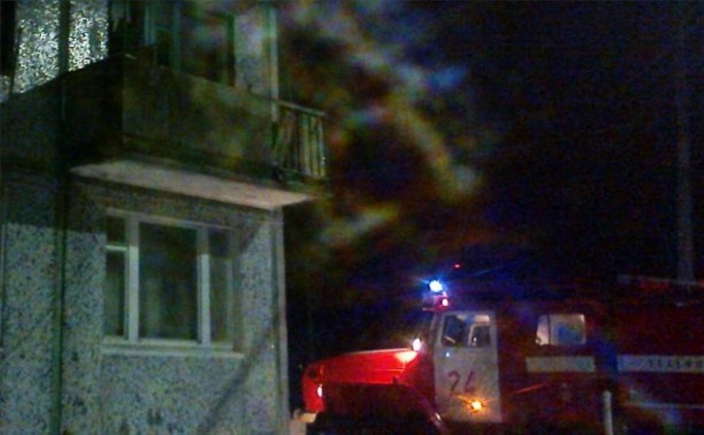 На пожаре в Плавском районе погиб мужчина