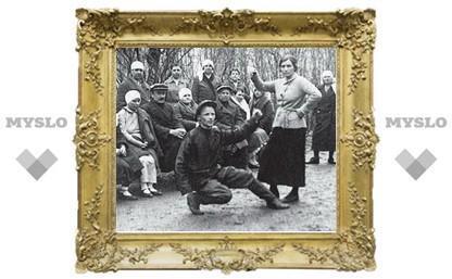 100 лет назад в Петелине лечили грязью и танцами