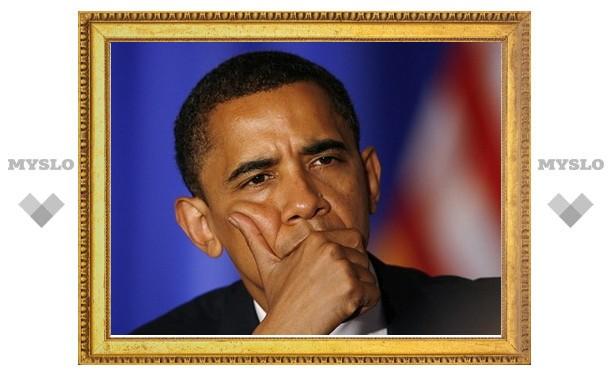 Обама оставил американских чиновников без бонусов и премий