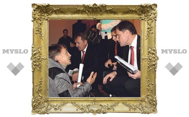 Губернатор Груздев начал зачистку кадров в районах