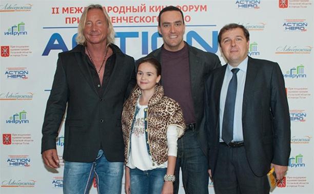 Маттиас Хьюз в Туле обещал выучить русский язык
