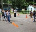 Юные туляки в оздоровительном лагере отпраздновали День ГИБДД