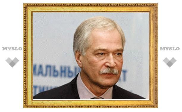 Борис Грызлов хочет лично допросить Вячеслава Дудку
