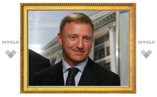 Новомосковские студенты пообщались с министром образования РФ