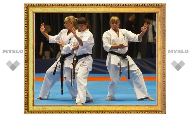 Тула впервые примет Первенство России по Киокусинкай каратэ