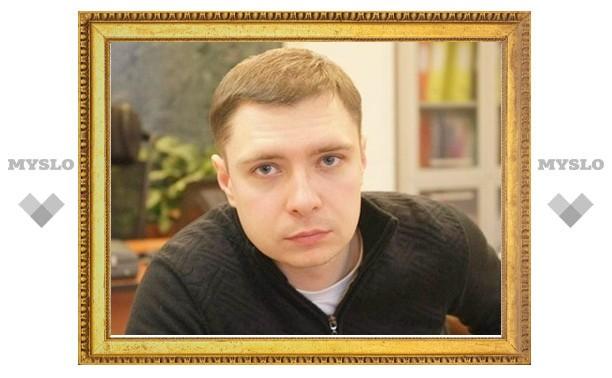 Антон Агеев с государственной службы Тульской области переходит на другую работу