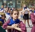 Председатель Мосгордумы приглашает туляков присоединиться к акции «Синий платочек» в честь Дня Победы