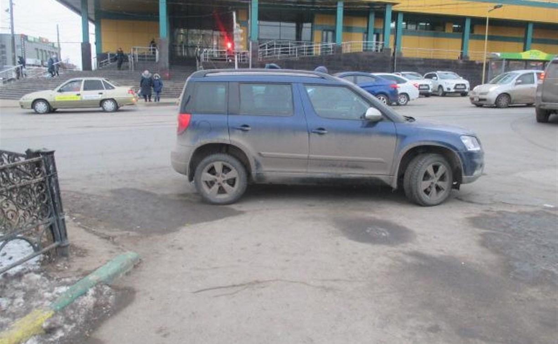 В Туле на пешеходном переходе сбили женщину