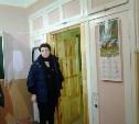В заокской школе дети учились при температуре + 8°С