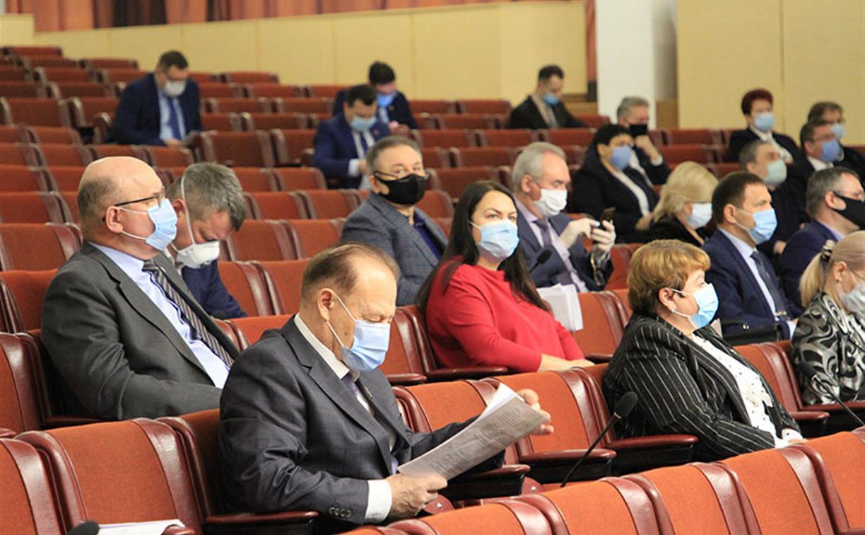 Как депутаты Тульской областной Думы поддерживали граждан в 2020 году