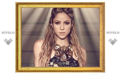 Шакира даст два концерта в России