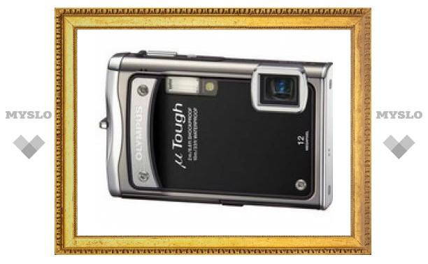 """Olympus представила две """"крепкие"""" фотокамеры"""