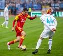 «Арсенал» – «Зенит»: обидное поражение и чудеса от Егора Шамова