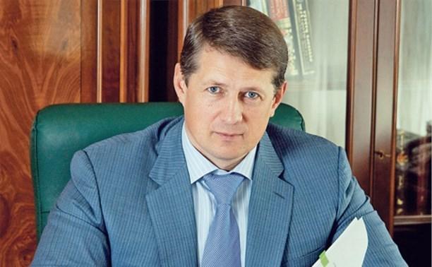 Евгений Авилов получил медаль за развитие местного самоуправления