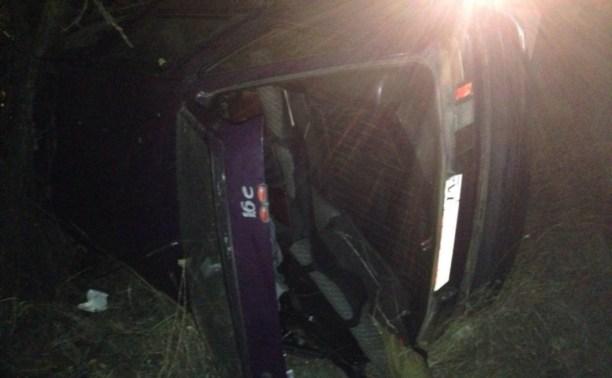 Тульский водитель разбился в Ростовской области