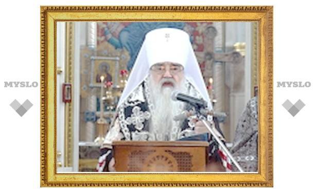 Митрополит Филарет совершил заупокойное богослужение по погибшим в результате теракта в минском метро