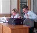 Адвокат экс-директора департамента здравоохранения Евгения Юдина: «А что у нас за нервы?»