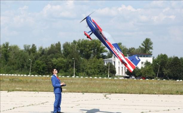 Авиамодельный фестиваль «Тульские крылья» пройдёт 16 августа