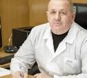 У главврача Суворовской ЦРБ Сергея Кудряшова недавно закончился контракт