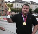 Чемпионом турнира «Сила Тулы - 2013» стал 29-летний Александр Ивашкин