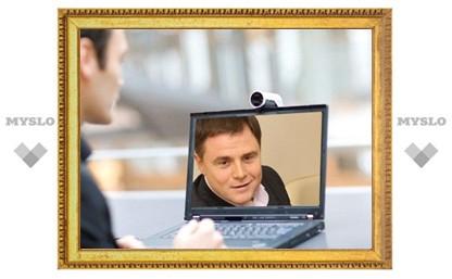 Владимир Груздев провел видеоконференцию с жителями районов Тульской области