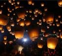 МЧС напоминает о запрете использования «небесных фонариков»