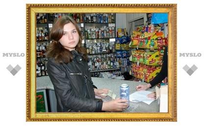 В Туле продавали пиво несовершеннолетним