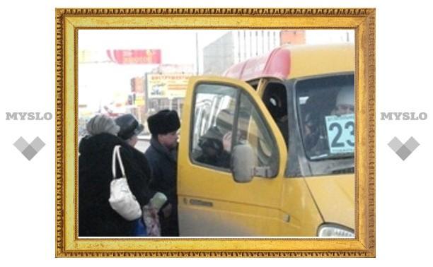 В Тульской области перевозчик грубо нарушал правила