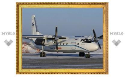 Стая собак помешала самолету приземлиться в Томске