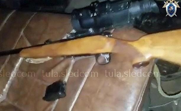 Экс-полицейского из Орла осудили в Тульской области за незаконный карабин и патроны