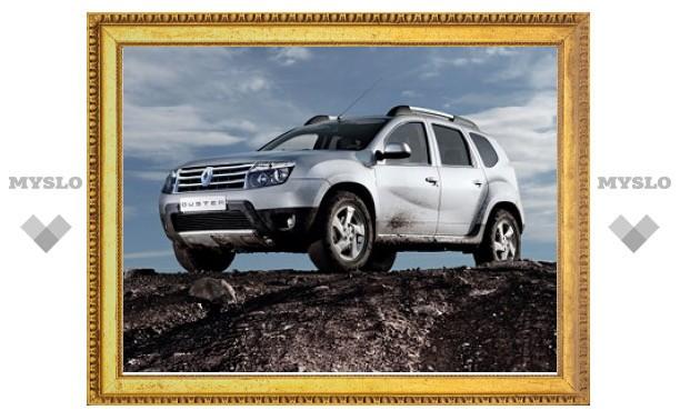 Опубликованы фотографии российской версии Renault Duster