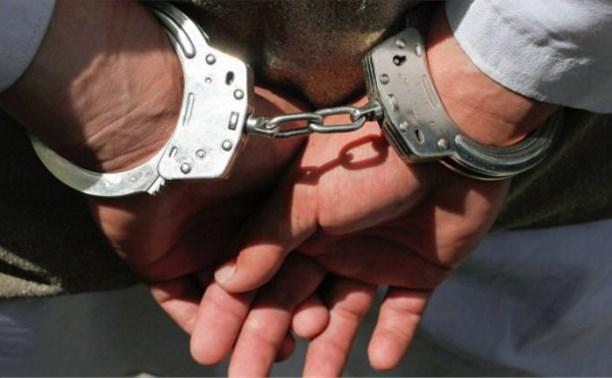В Туле задержали пьяного угонщика ВАЗ-2109