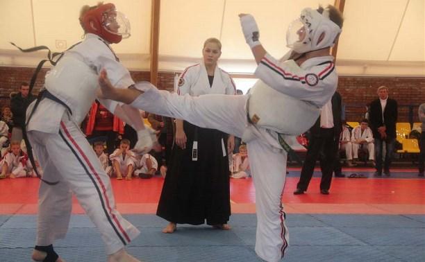 Тульские каратисты завоевали 26 медалей на первенстве и чемпионате ЦФО