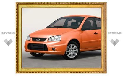 «Лада» - самый покупаемый автомобиль в Туле