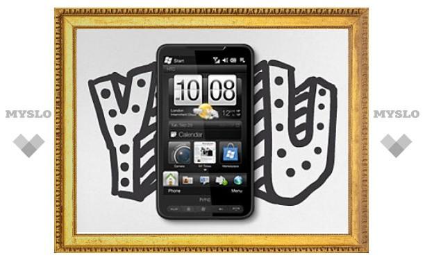 В России начались официальные продажи HTC HD2