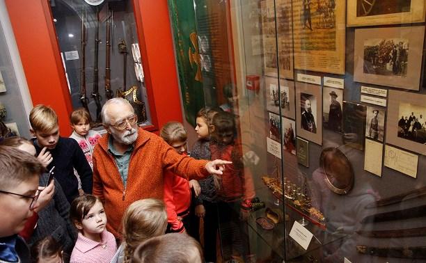 Как будут работать в новогодние праздники тульские музеи?