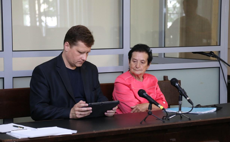 Суд рассмотрит апелляцию бывшего врача ЦРД Галины Сундеевой в закрытом режиме