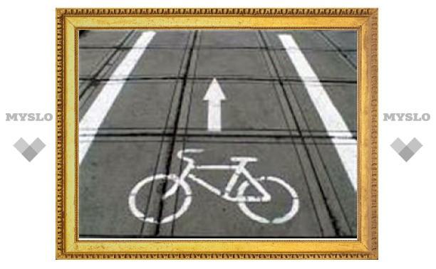 """Туляки возмущены: """"И это велодорожки за 3 миллиона?!"""""""